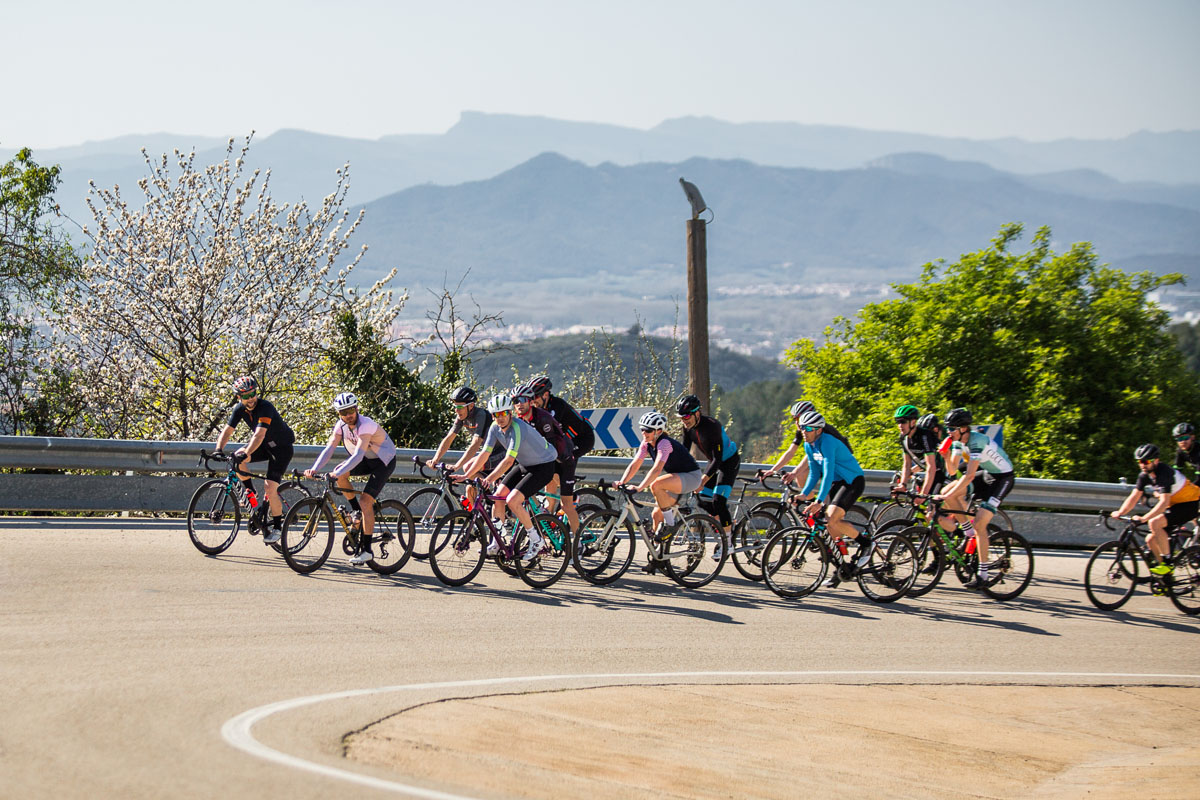 First Ride: Testing SRAM Force eTap AXS on Girona's best roads and gravel