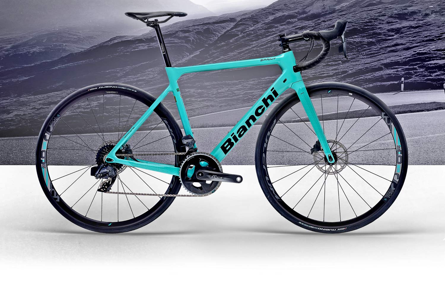 Bianchi is back in the Sprint, with new workhorse carbon