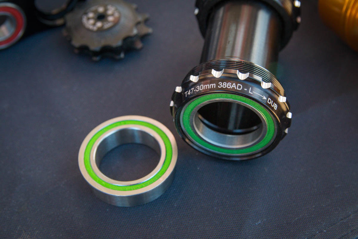 Enduro Multi Press is a compact tool for all bearings, DUB BBs, Tools, new pulleys, more
