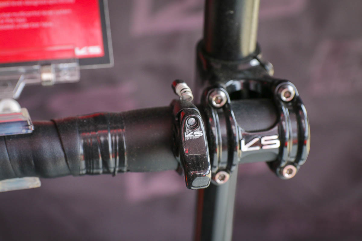 KS droppers get longer, better hardware, & more levers for drop bars and integrated mounts