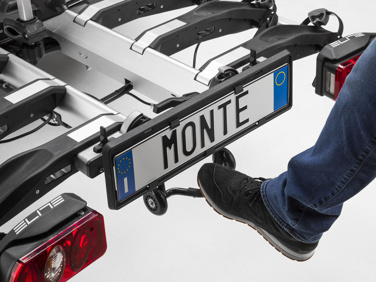 Elite celebrates 40 years w/ surprise Monte Bike Rack, new bottles, cages, more