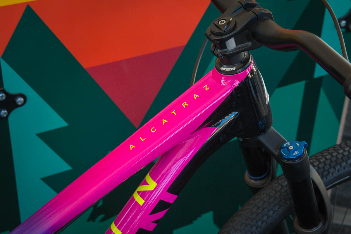Marin adds more dropbars for gravel & urban riding, plus prototype steel travel bike, & more