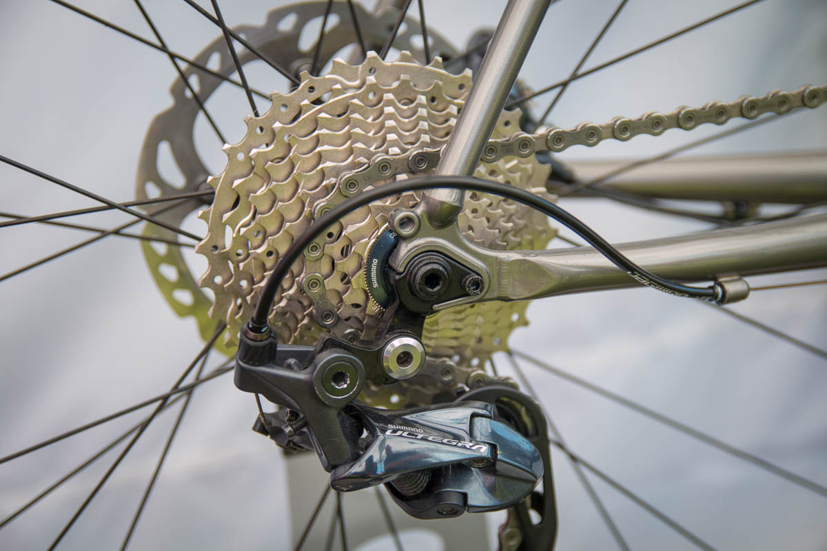 Noble GX1 tames the gravel with custom butted Reynolds 631 steel frame