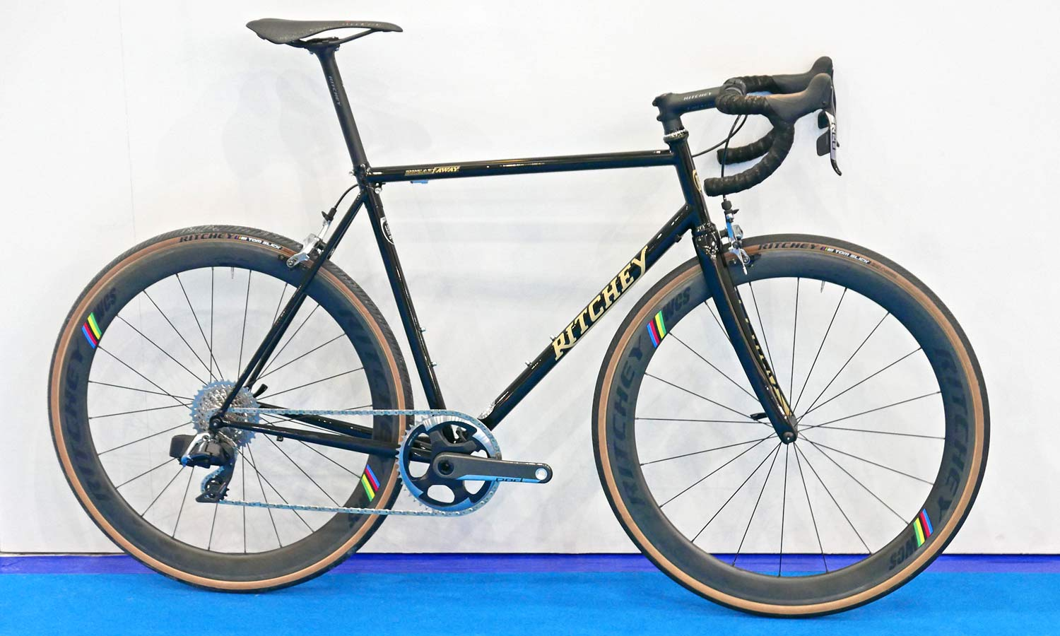 Ritchey Logic Break-Away Road, all steel frames refreshed for 2019 with a new modern look