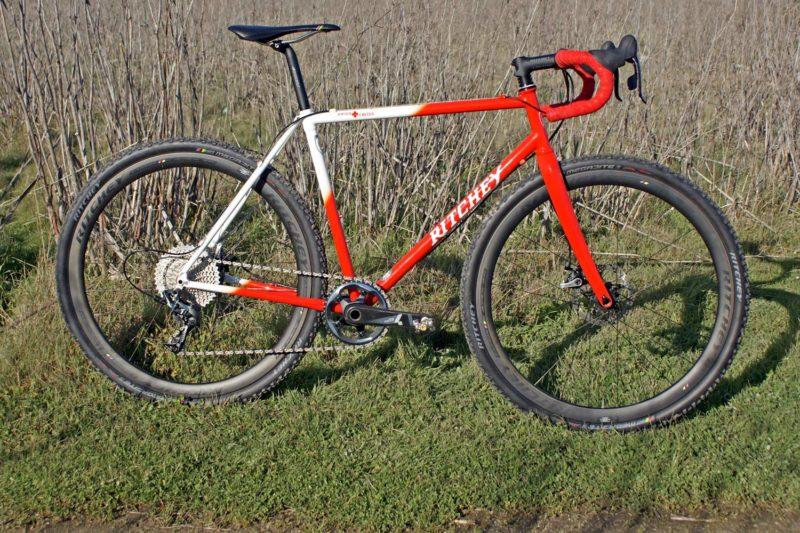 Ritchey Swiss Cross limited edition modern disc-brake steel cyclocross bike CX