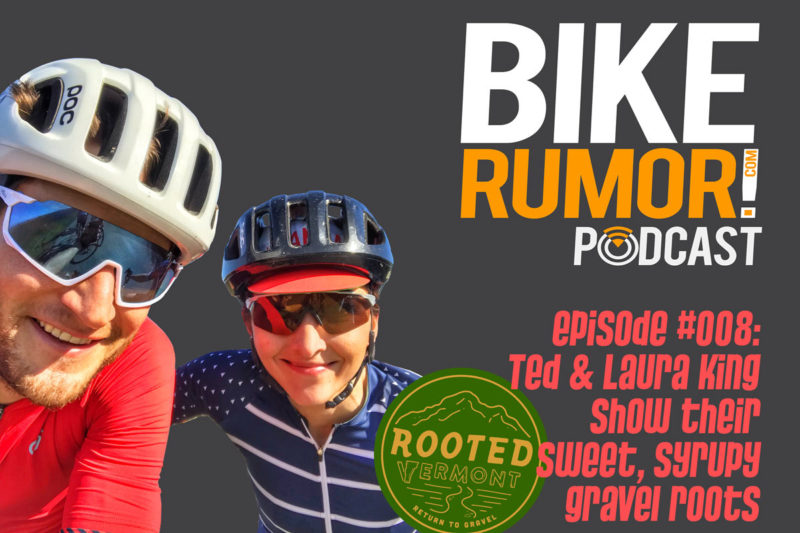 ted king interview about rooted vermont gravel race and how do professional cyclists handle retirement