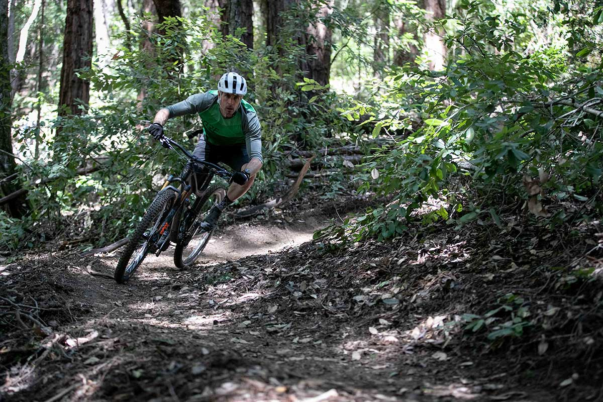 first ride review of new ibis ripley 4 trail mountain bike
