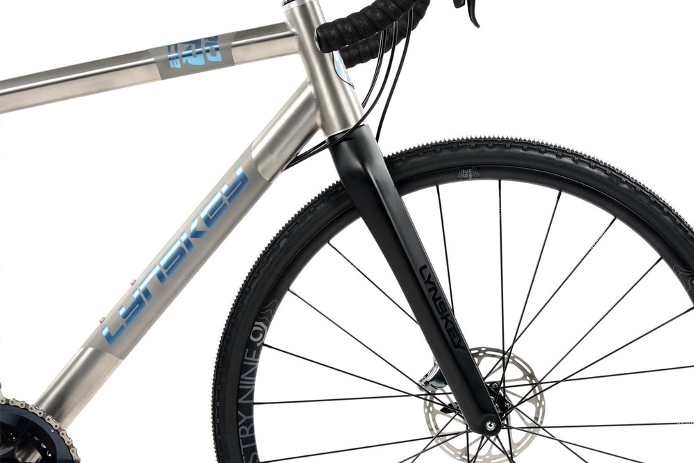 Lynksey gravel bikes get faster with new PRO GR Race Titanium builds