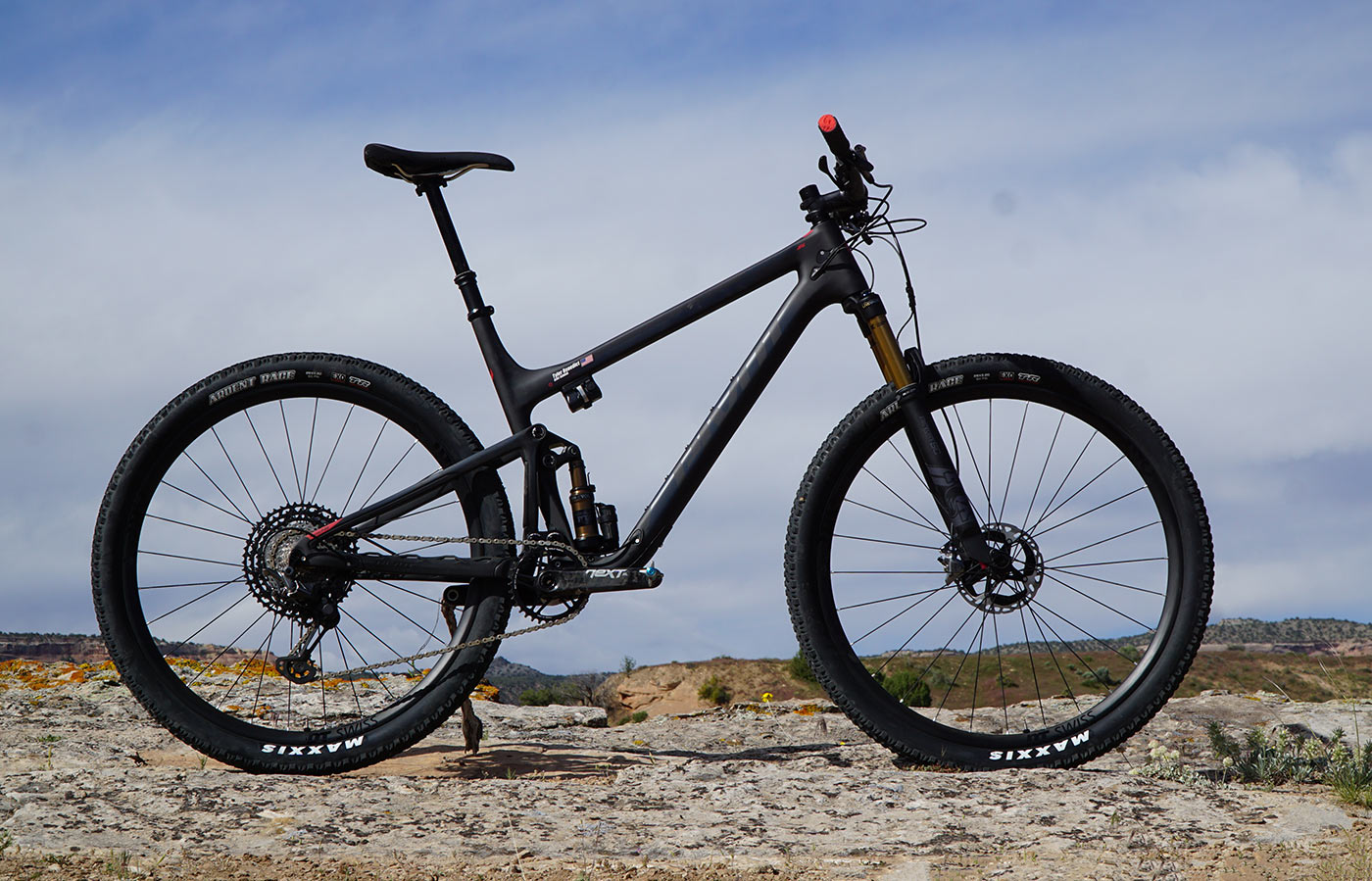 All-new Pivot Mach 4 SL mountain bike is a longer, lower