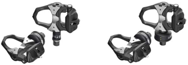 Favero Assioma power meter pedals, lightest two-sided left/right low maintenance pedal-based powermeter