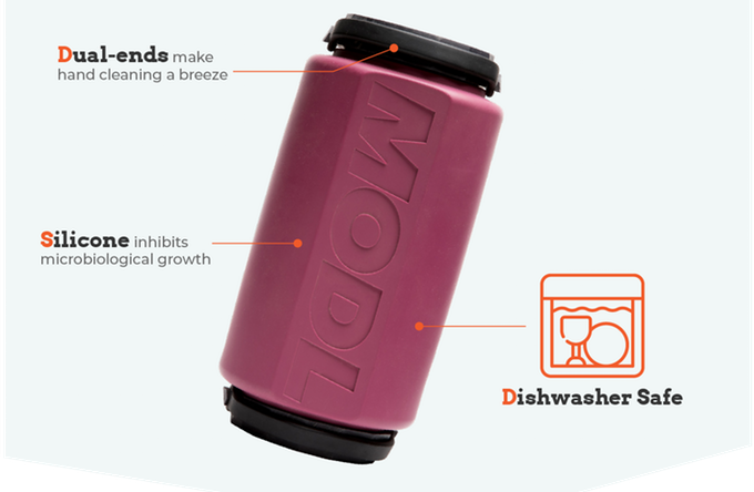 MODL rethinks the Bottle, creates modular hydration system, shower, water filter, more