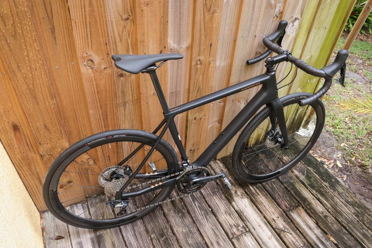 Review: Norco Section Carbon Ultegra SL takes on bad roads