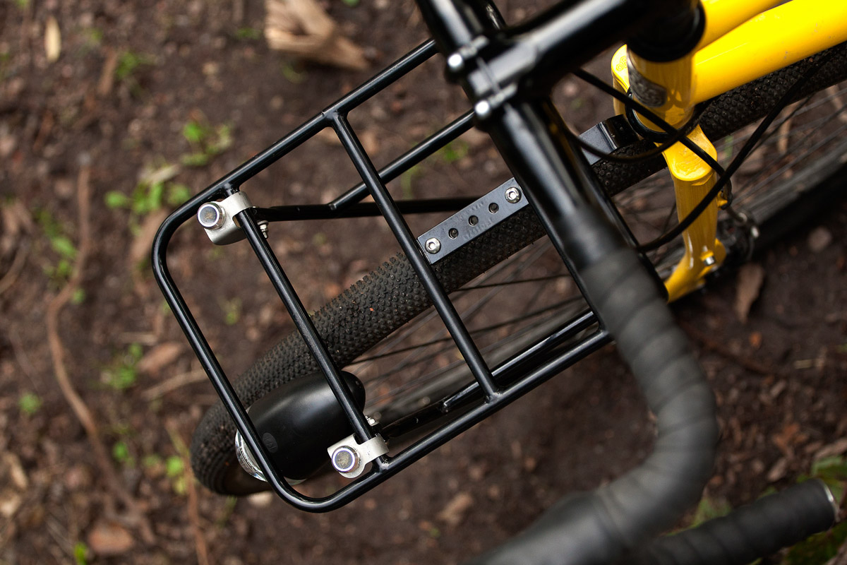 Pelago partners with Restrap on versatile, UK-made utility racks & baskets - Bikerumor