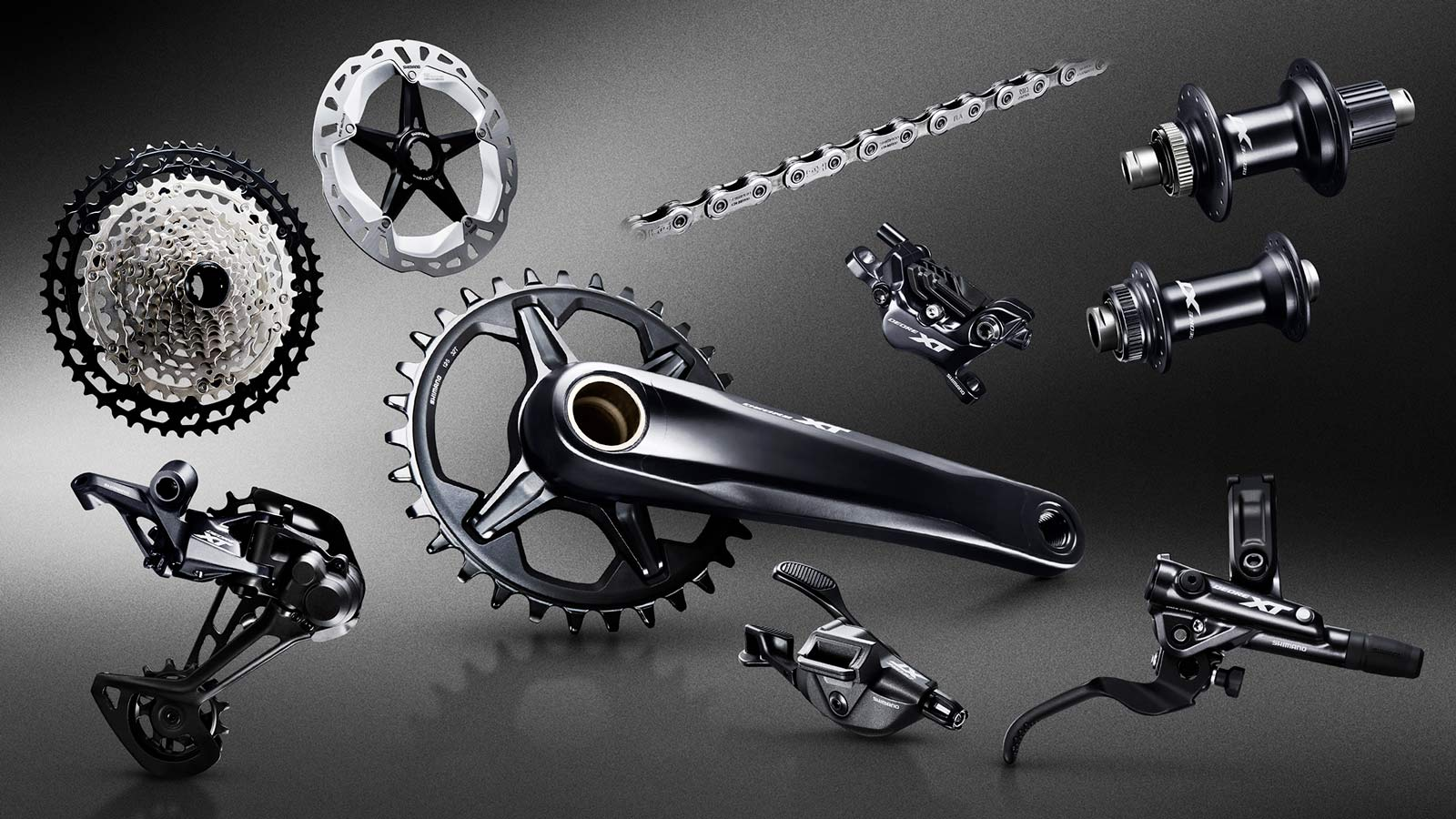 Shimano XT M8100 and SLX M7100 - complete price, spec