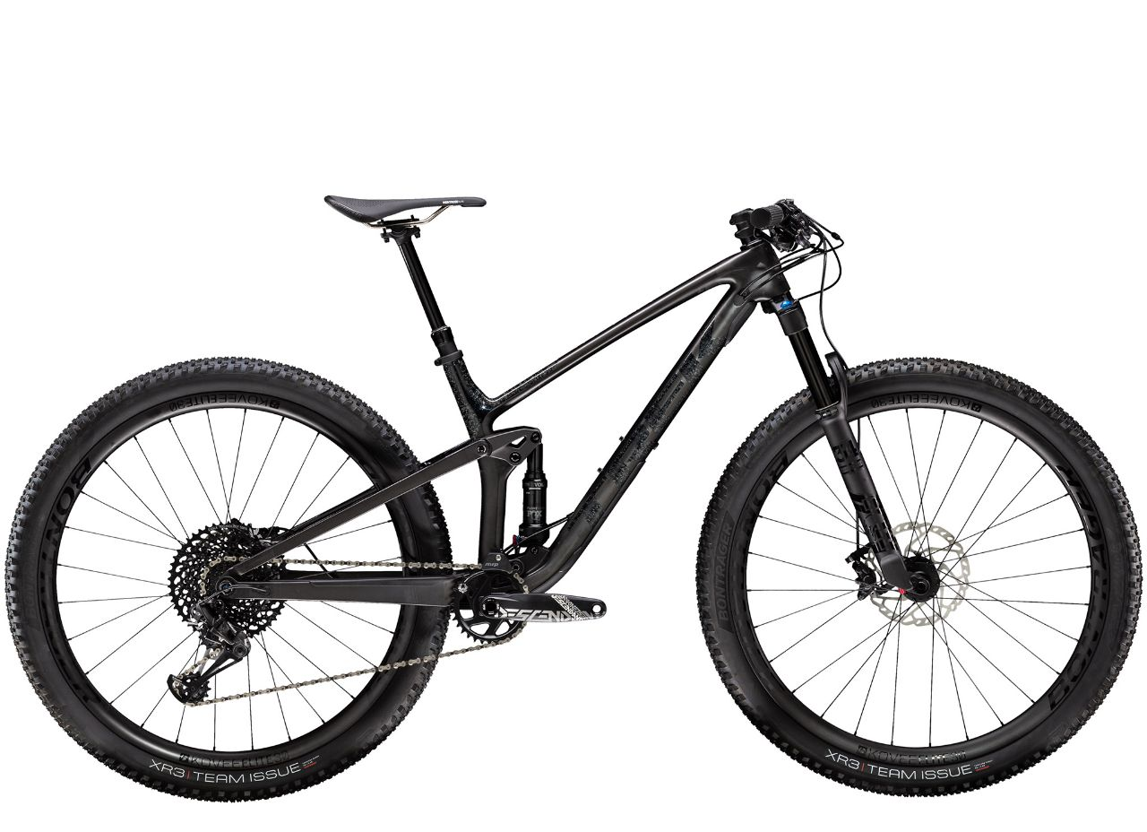 New 2020 Trek Top Fuel balances fast & fun with versatile XC and Trail build options