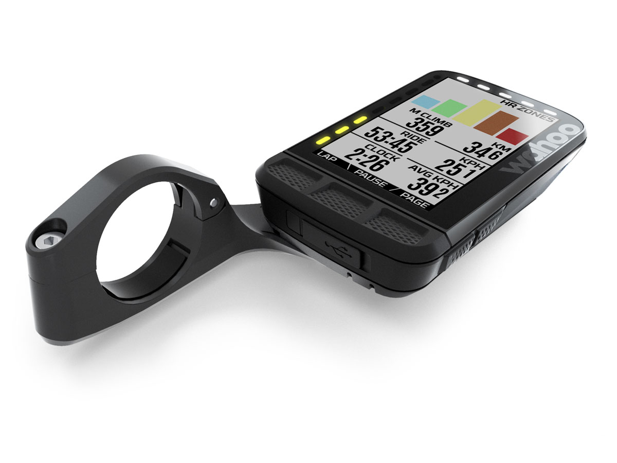 ELEMNT ROAM GPS leads the adventure w/ color screen, new features, Wahoo simplicity