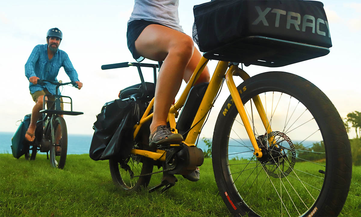 Xtracycle Gets You Ready For Anything With Future Proof Rfa E Cargo Bike