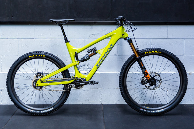"""Zerode Taniwha Mulét cuts new tracks with 29"""" / 27.5"""" wheel combination"""