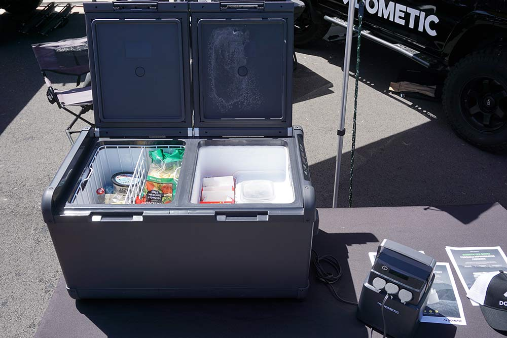 small 12v fridges to use in your car truck or suv and camper vans