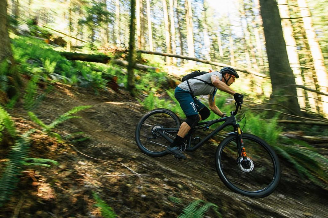 first ride review of shimano xt m8100 new mountain bike drivetrain group for 2019