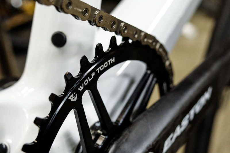 wolf tooth components 1x chainrings for sram flat top 12 speed chains