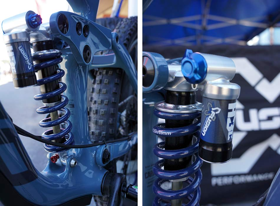 whats the best lightest coil shock for enduro mountain bikes