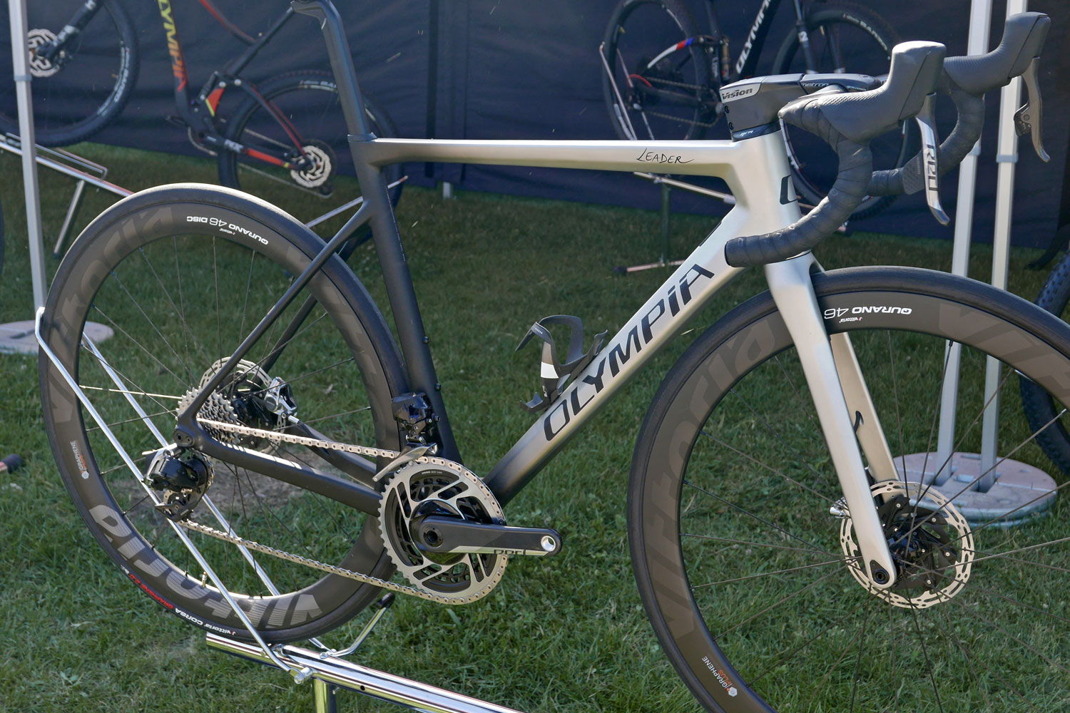 Best Road Bikes 2020 Olympia has a new Leader, a sub 900g aero carbon disc brake road