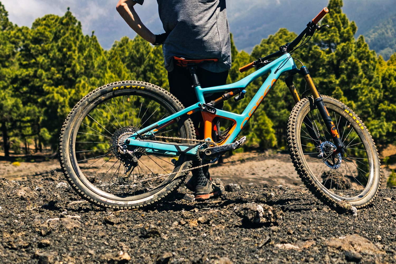 All-new Orbea Occam reshaped into long, slack all-mountain-ready trail bike - Bikerumor