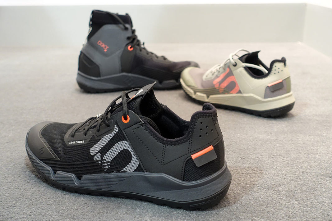 2020 FiveTen Trailcross mountain bike shoes are good for all-day rides and hiking