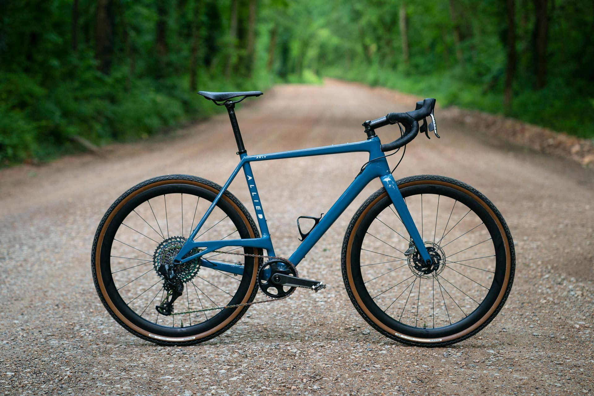 Allied proves ABLE is DK200 ready w/ dual victories on new raised chainstay gravel bike