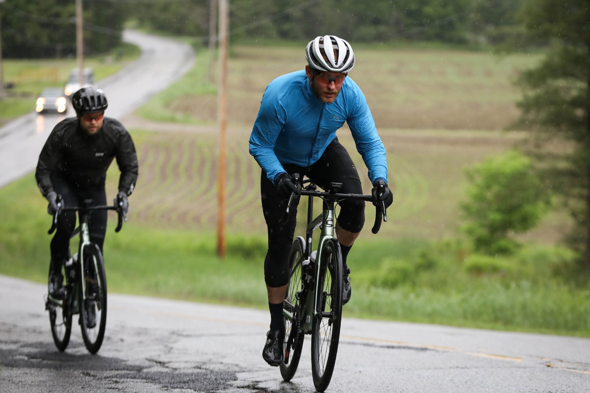 First Ride: Braving the elements (and pavement) on the Cannondale SuperSix EVO