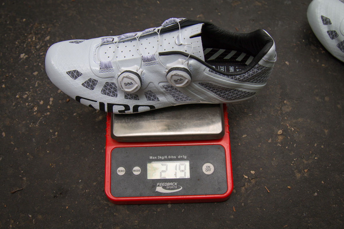 New Giro Imperial cycling shoe offers twin Boa dials, super light Synchwire upper