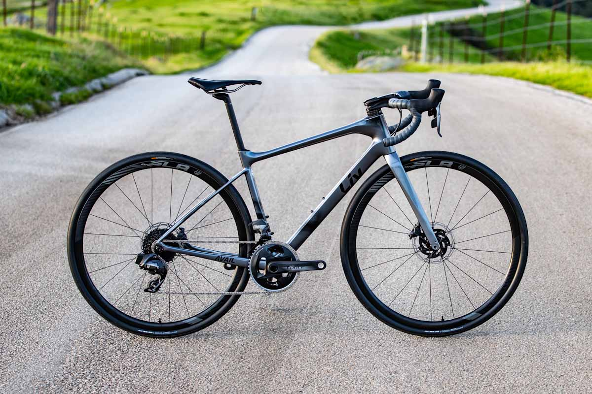 10e28c4b40a Liv and Giant crank out 2020 Avail and Defy Advanced endurance road bikes