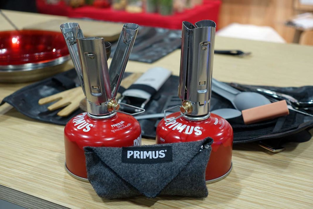 primus firestick stove is the smallest lightest camping stove for minimalist hikers and bikepackers