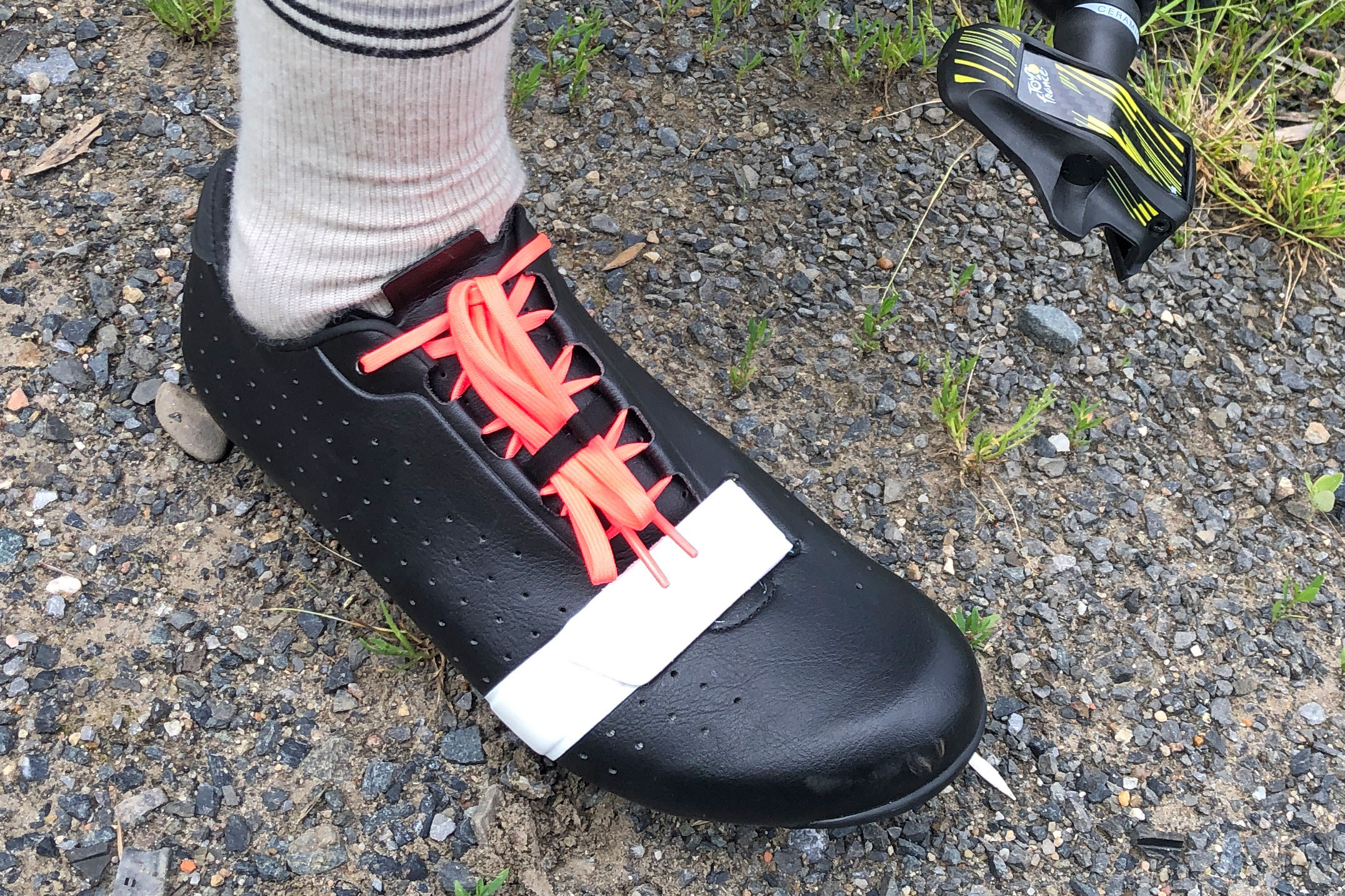 Rapha Classic shoes, carbon-soled road & light gravel bike riding shoes