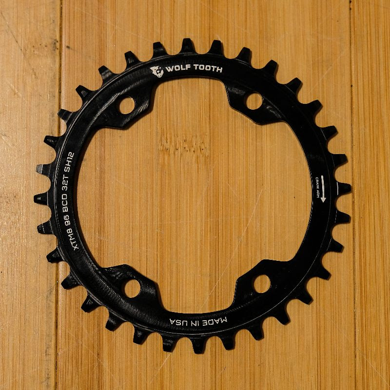 WOLF TOOTH COMPONENTS hanger alignement Outil QR Conversion
