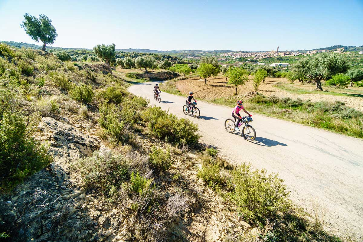 family bikepacking guide for cycling in spain