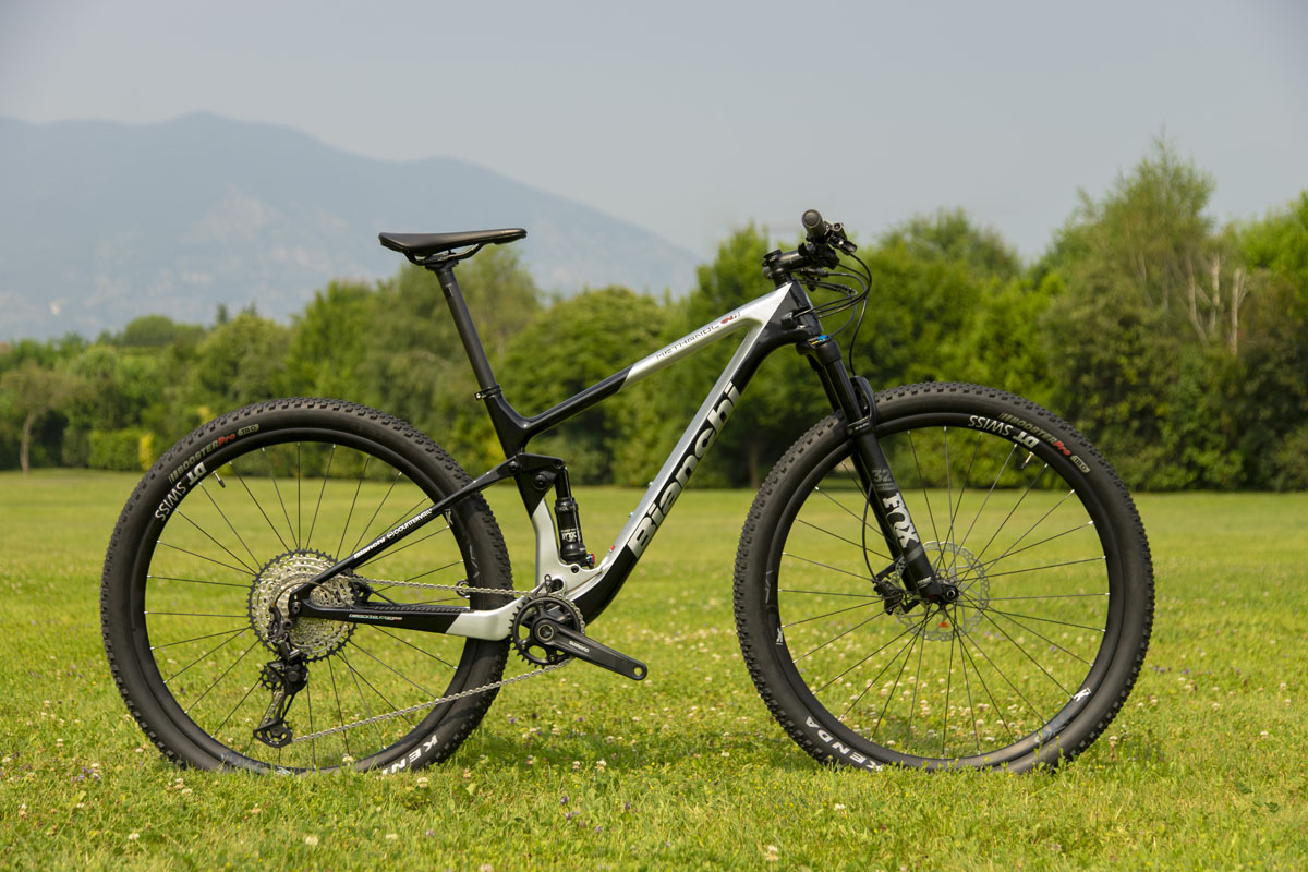 Bianchi launches Methanol CV FS XC bike, announces end of Team Bianchi-Countervail