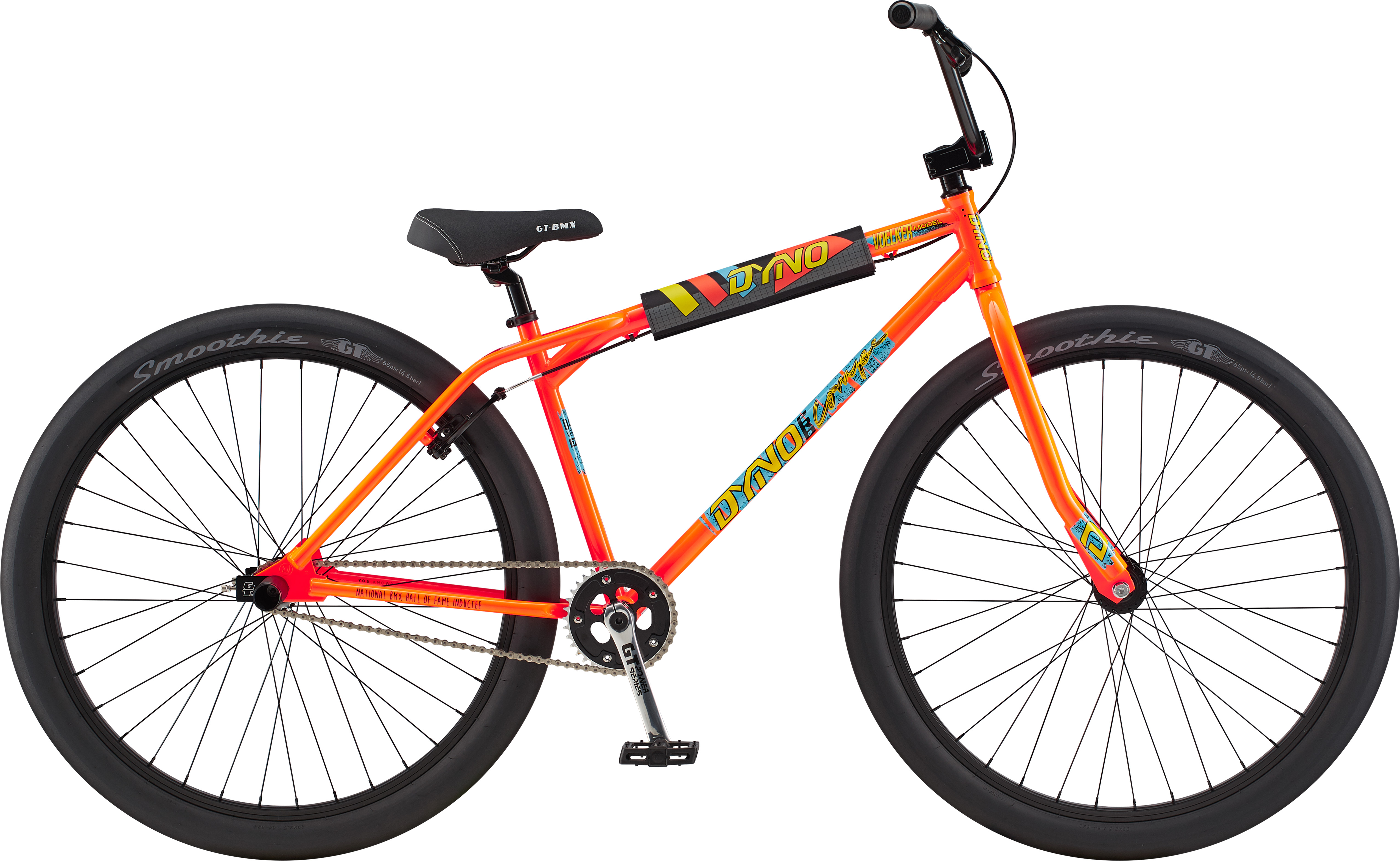"""Dyno Pro Compe BMX returns as Special Edition GT Heritage model with 29"""" wheels"""