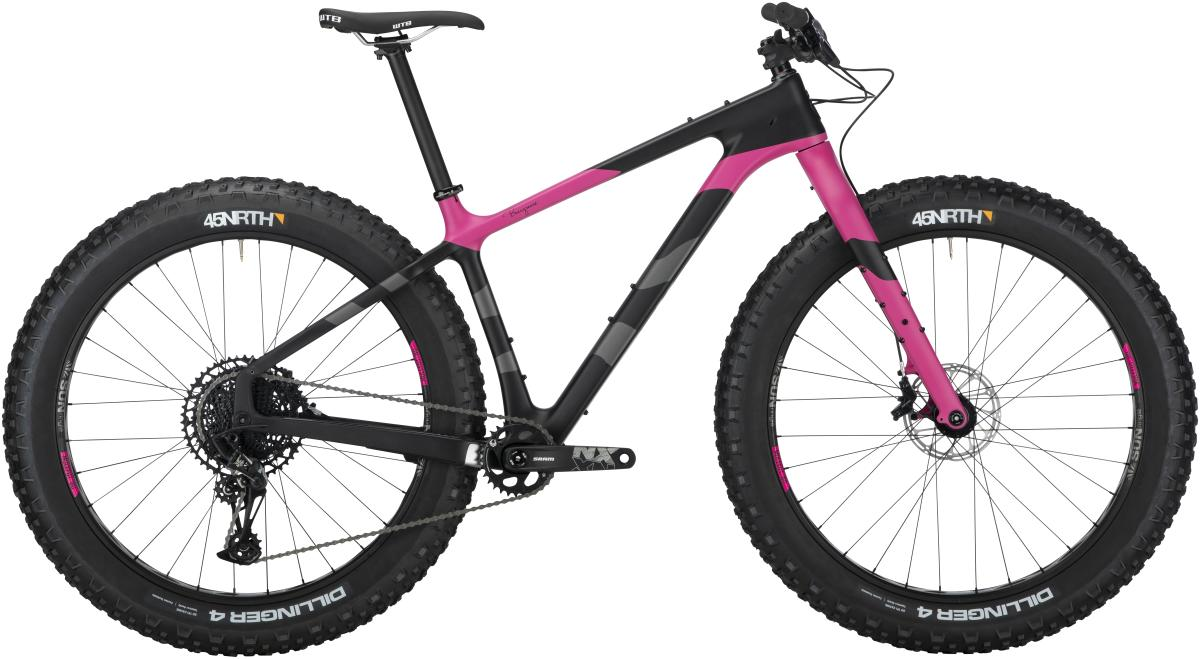 Salsa Beargrease, Mukluk, & Blackborow add more colors, updated 45NRTH tires for 2020