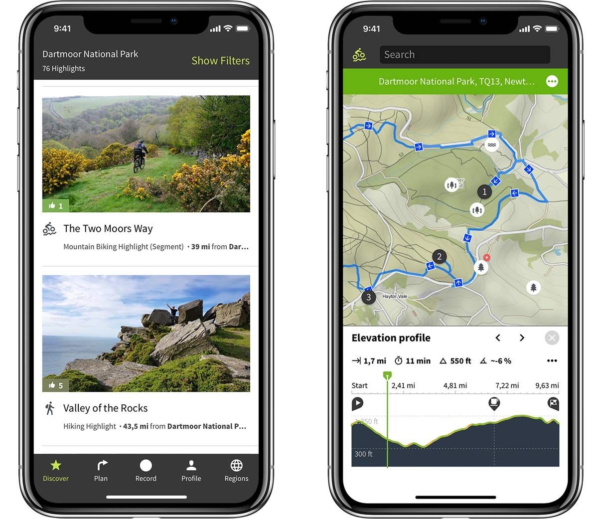 what is the best cycling app for mapping a route with turn by turn directions