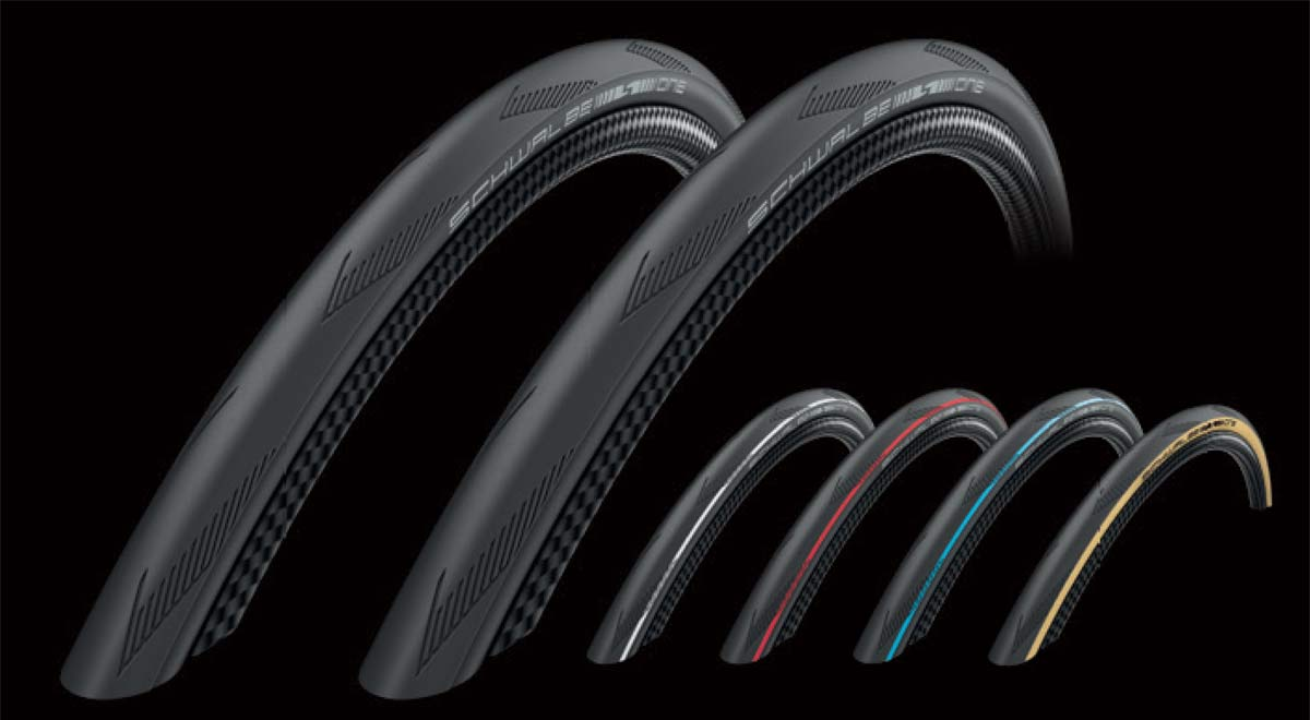 2020 all new Schwlabe Pro One TLE tubeless road bike tire, faster supple souplesse, photo by Irmo Keizer