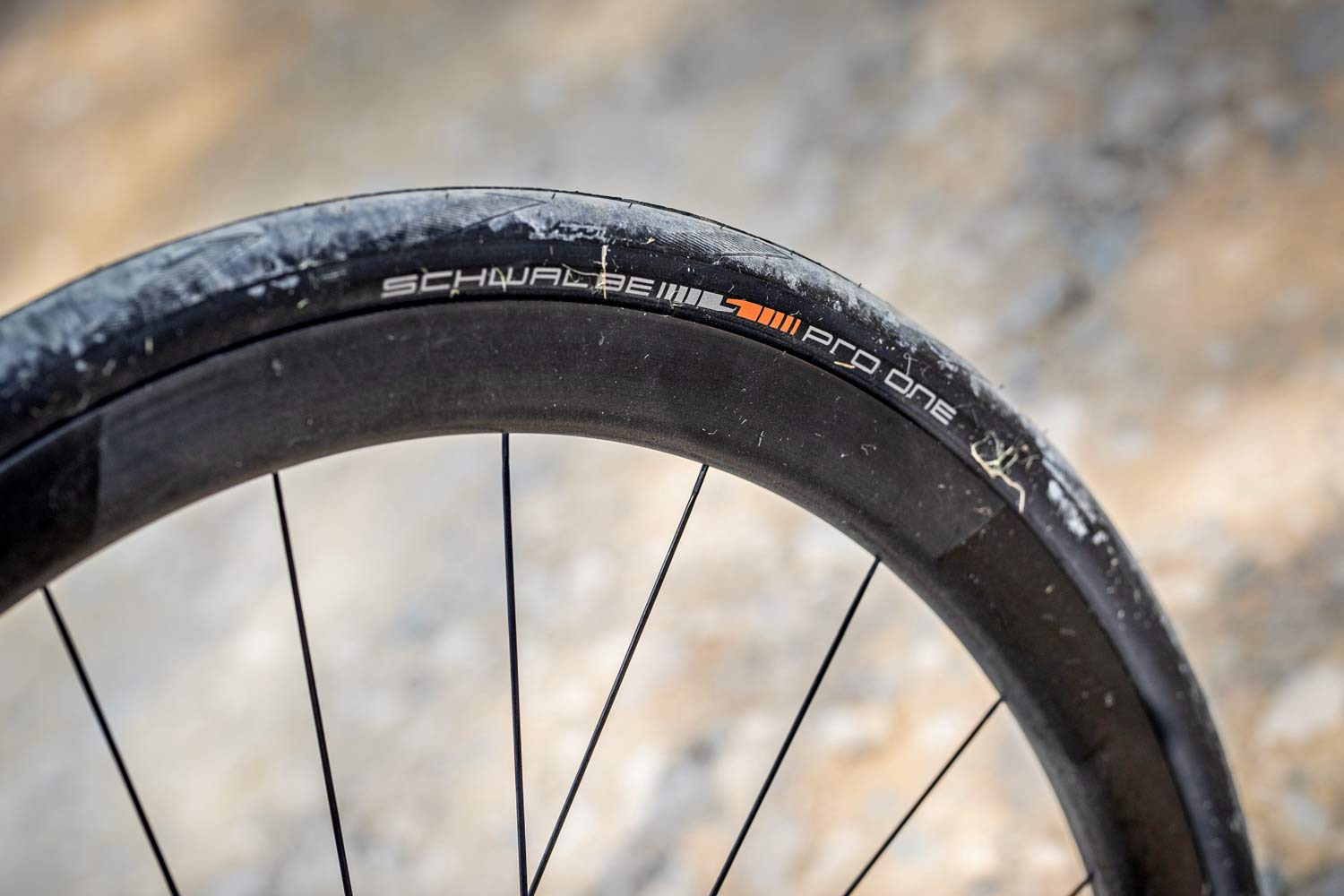 Schwalbe PRO ONE 2019 tubeless clincher 700 x 28 all black