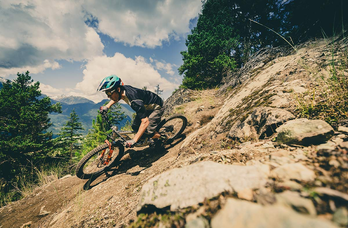 2020 Knolly Warden enduro mountain bike updated with longer travel