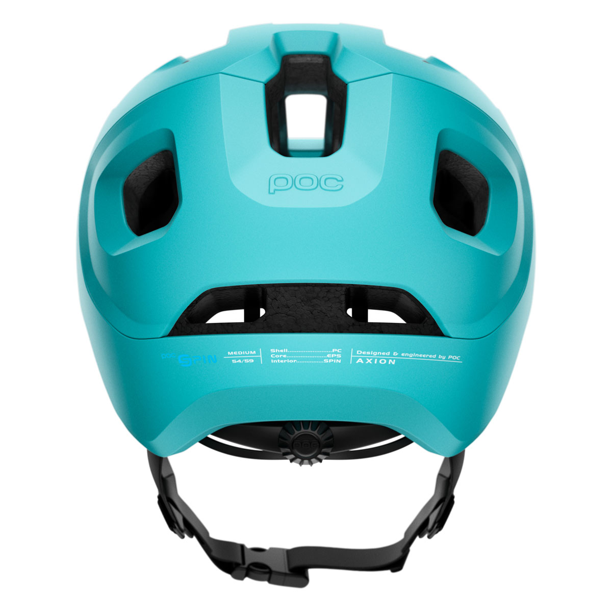 POC adds new Axion SPIN helmet, NFC Medical IDs, & new Clarity sunglasses