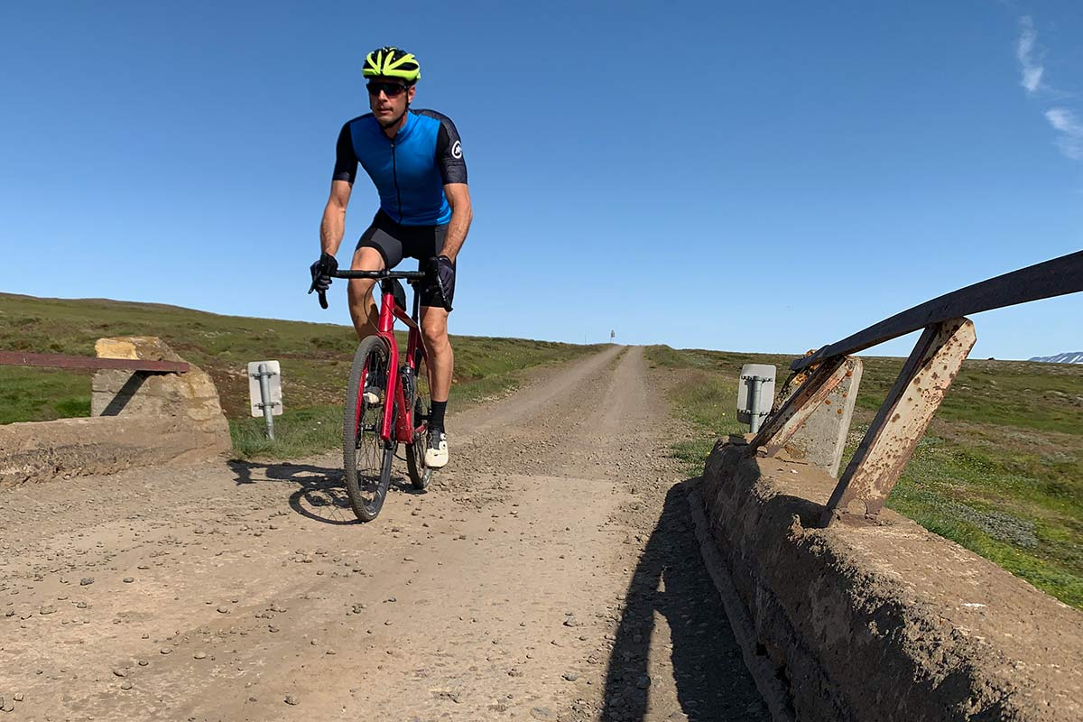 assos xc bibshorts and jersey review are great for gravel riding thanks to abrasion resistant side panels