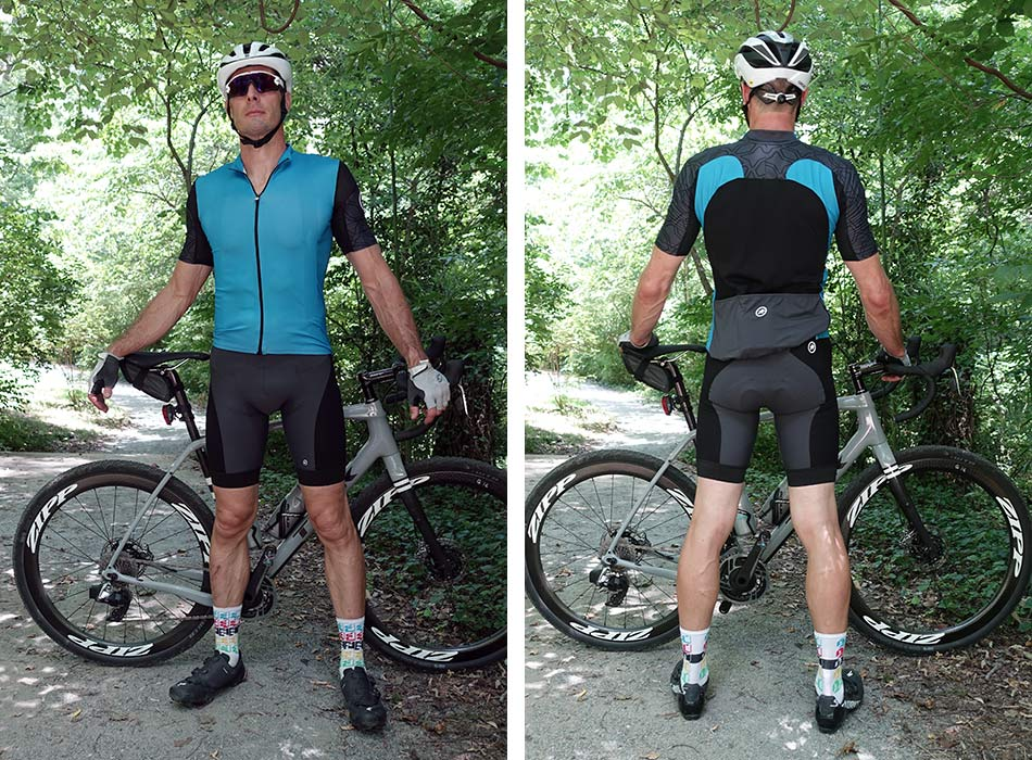 what is the best gravel cycling kit from assos
