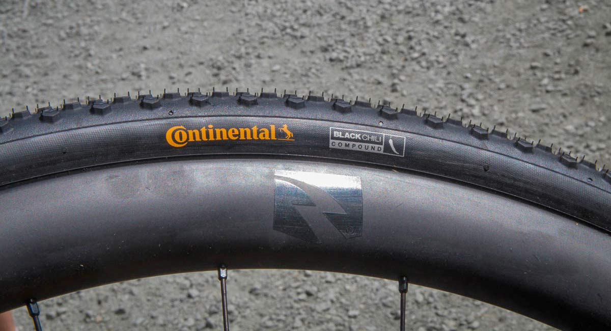 Continental Terra Speed & Terra Trail gravel tires, first Conti tubeless gravel road tires