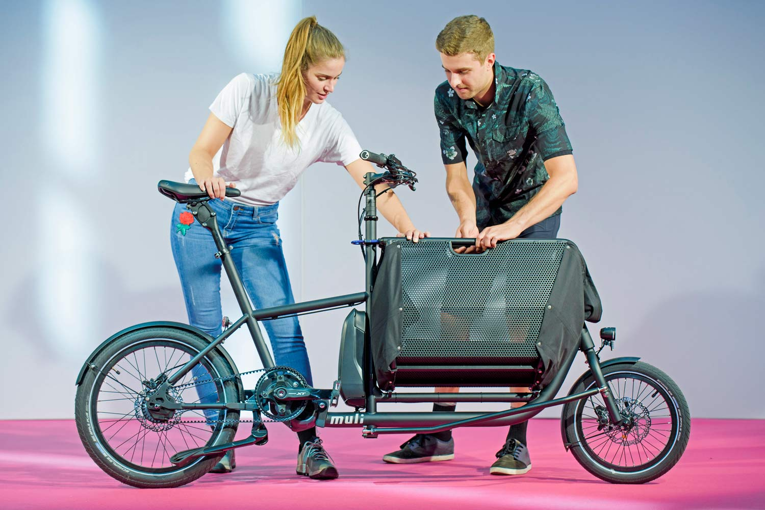 Eurobike 2019 - What's to come? all images courtesy EUROBIKE Friedrichshafen