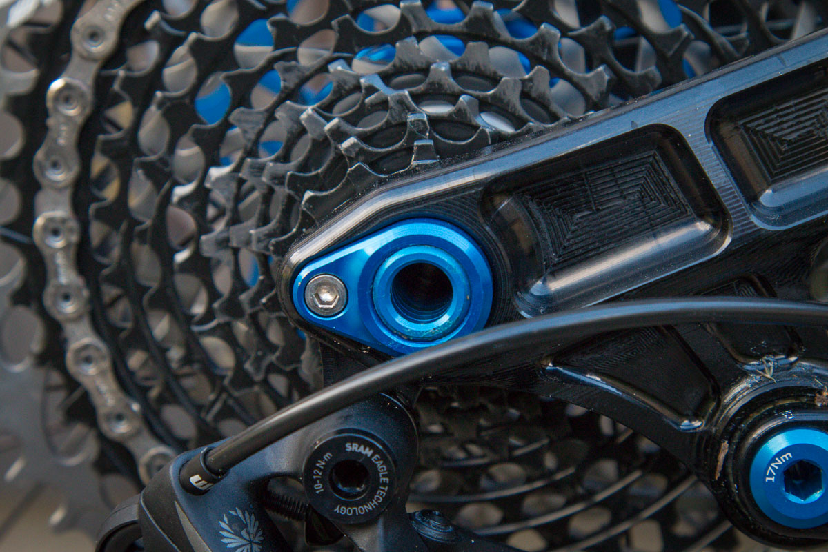 Hope HB130 aspires to be the perfect do-it-all trail bike